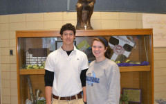Class of 2013 Valedictorian & Salutatorian Announced