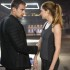 HITTING IT OFF -- The new YA hit features intense chemistry between Theo James and Shailene Woodley.