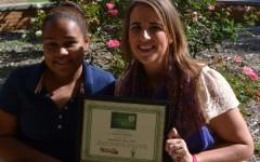 Ms. Lauren Thomas Named Tenn. Lottery, News Channel 9 Educator of the Week