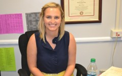 Central Welcomes New Senior Guidance Counselor