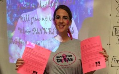 Lauren Thomas and Central Students Prepare for Race for the Cure