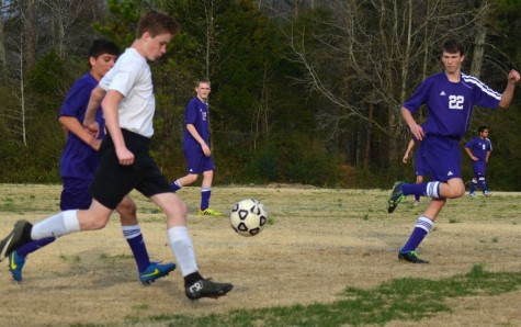 Central Boys' Soccer Season Strongly Continues