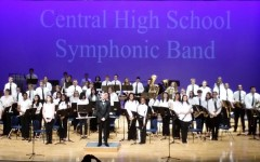 The Central Symphonic Band Receives Superior Ratings At Competition