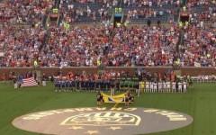 U.S. Women's Soccer Team Rains Seven Goals on Costa Rica in a Friendly Match