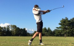 Without Enough Members for a Team, Central's Joseph Clark Golfs Individually