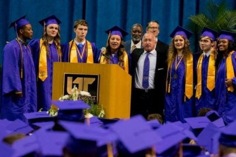 Central Celebrates the 2016 Graduating Class at 109th Graduation