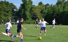 Girls' Soccer Team Claims Season's First Victory with 4-1 Win Against Howard