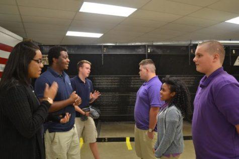 Seniors Speak, Freshmen Listen on How to Survive High School