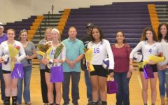 Volleyball Senior Night: Central Takes Victory Against East Ridge, 3-0