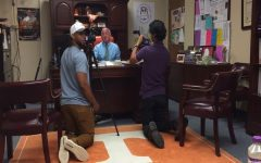 Cameras Roll as F.A.M.E.D. Meets The Pounders for Video