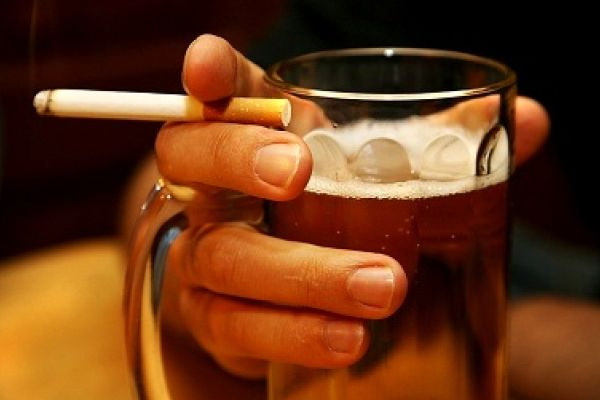 Smoking and Drinking at a New Low for Teens