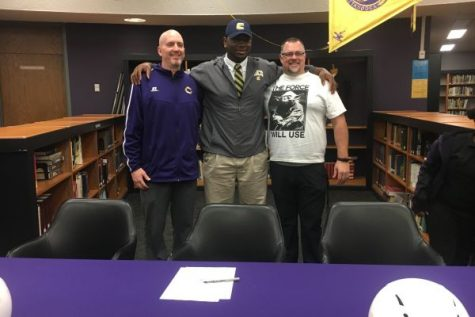 Athlete Spotlight: Mcclendon Curtis Recieves Full Ride Football Scholarship to University of Tennessee Chattanooga