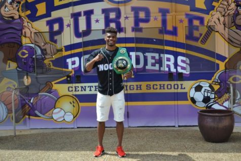 Alumni Spotlight: Ryan Martin, An Undefeated Professional Boxer, Reminisces On Past Central Experiences