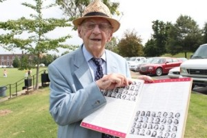 Central Mourns the loss of alumnus Luther Masingill, Class of 1941