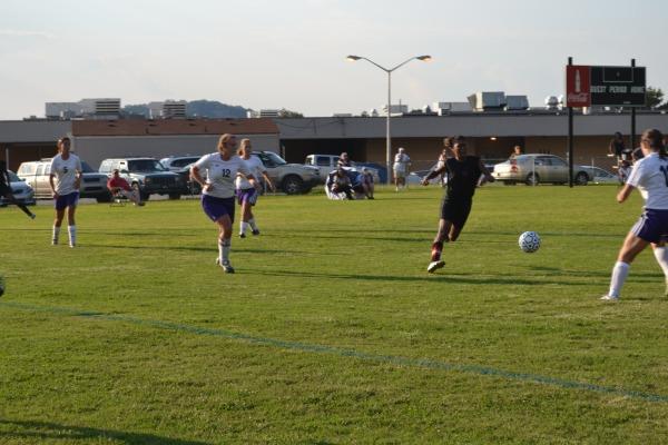 Tyner Soccer Game
