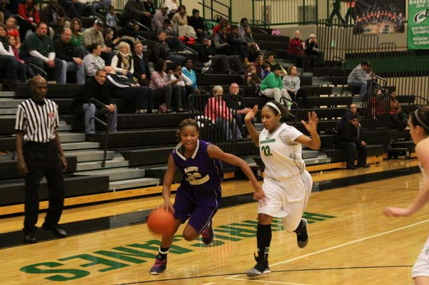 East Hamilton Basketball Game