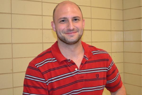 RAMSEY BLACK -- Central High School's new ISS teacher