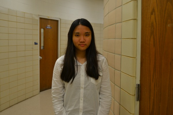 EXCHANGE STUDENT --  Seoung Kim is a new foreign exchange student from South Korea.