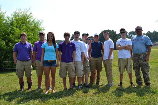 BASS FISHING -- Central's first ever Bass Fishing team is now assemble.
