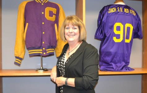 Linda Hisey, Class of '80, Reminisces About Her Purple Pounder Days