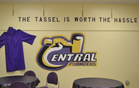 Are Graduation Rates Increasing or Decreasing at Central?