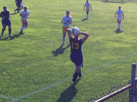 Girls' Soccer Team's Good Luck Doesn't Last