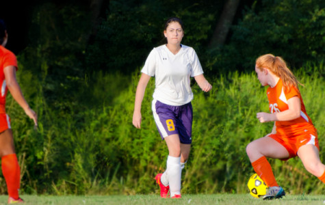 Girls' Soccer Plays Home Games For a Win and a Loss