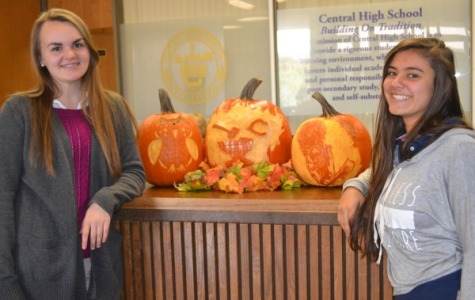Central High: Building on (Pumpkin Carving) Tradition