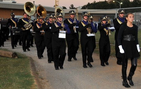 Central Alumni Help Marching Band Afford New Instruments