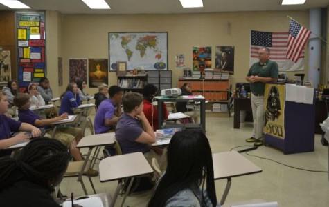 New Geography Teacher Kribs is Oregon Native