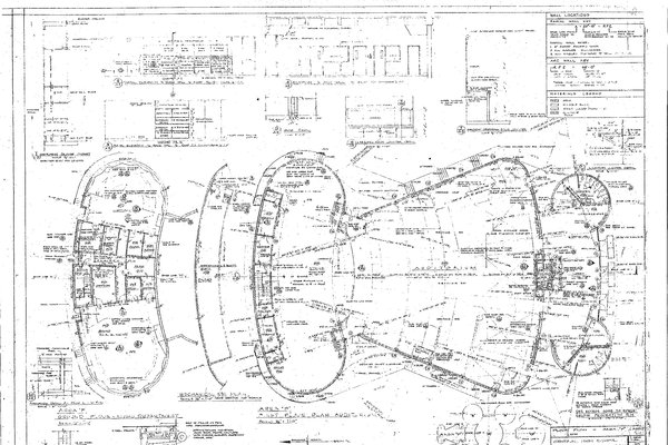 WHERE'S THE AUDITORIUM?-- Central High School has been promised an auditorium for 45 years, it was even in the original blueprints!