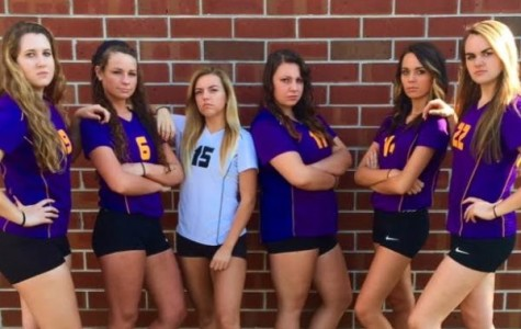 Senior Night for Volleyball Team Hits Close to Home