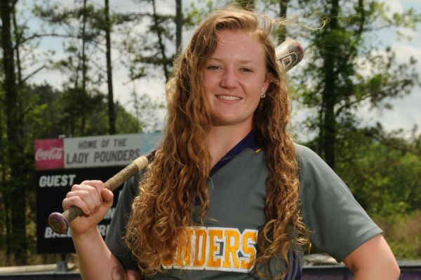 SOFTBALL STAR KAILI CRAWLEY SWINGS HER WAY TO 11 HOME RUNS -- Key player on Central's girls' softball team has become a superstar player for the team.