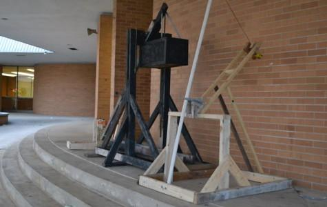 Central's Catapult and Trebuchet Project is Model for Other Schools