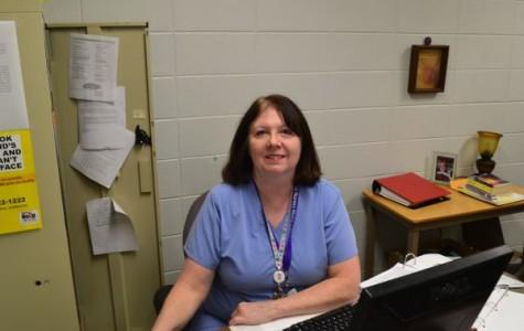 Central High Welcomes New School Nurse Cindy Wilson