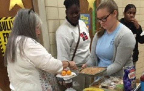 Teacher Treat Day Is a Hit for the Ruriteen Club