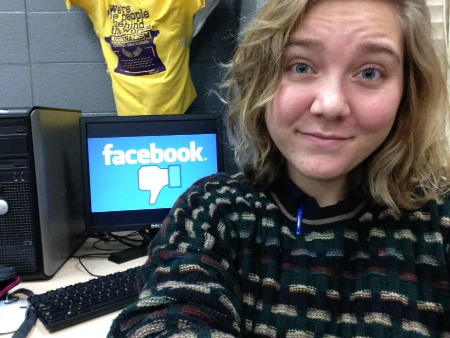 LIKE THIS -- Some say Facebook is dying out in younger generations! Are Central teens still using Facebook?