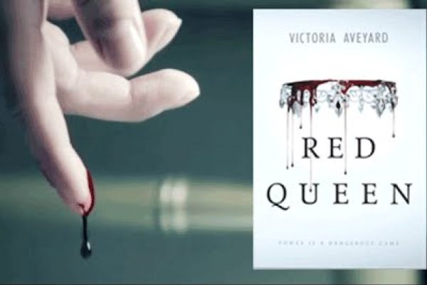 RED QUEEN BY VICTORIA AVEYARD -- Mare Borrow just has to keep up the facade...