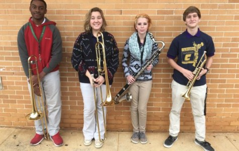 Central Band Members Get Accepted Into The All East Honor Band