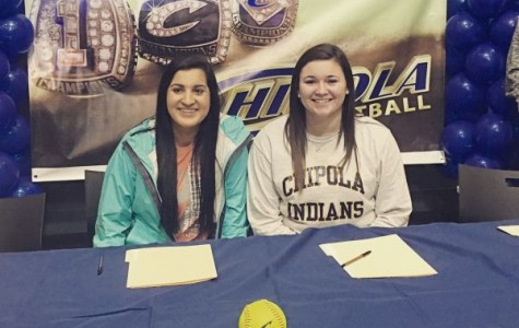 Central Softball Players Will Continue Their Careers at Chipola College