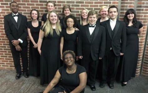 Central Sound Members Enjoy UTC Tri-State Honor Band