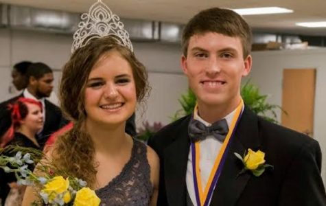 Senior Day: Snakenberg, Denton Named Mr. and Miss Central 2016