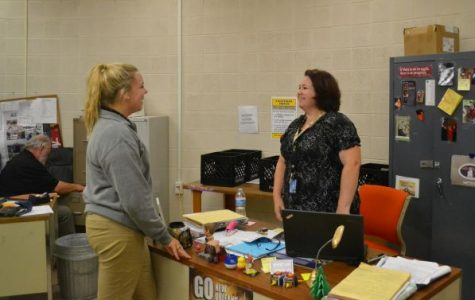 Hooper Is Central's New Gifted Teacher