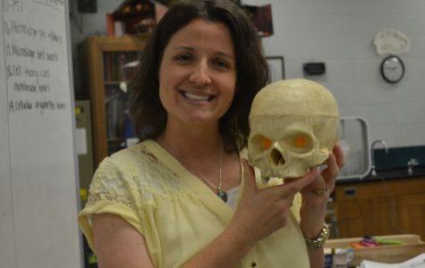 Teacher Spotlight: Mrs. Tina Cotreau 'Always Looks Forward to Teaching'