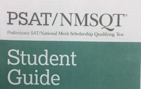 PSAT Gives Sophomore and Junior Students Extra Practice for ACT