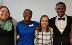 Superintendent's Student Advisory Council Features Four Central Students