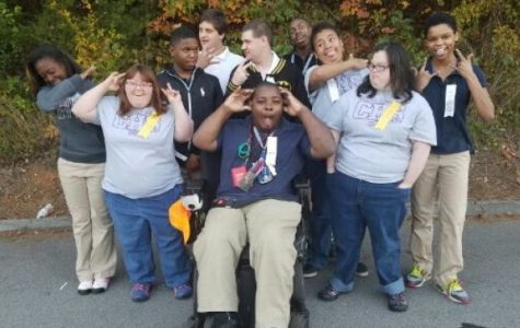 Central's Special Olympics Team Dominates Competition