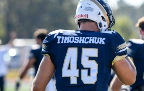 Alumni Spotlight: Nikolay Timoshchuk Still Excelling in Football