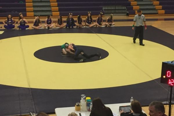 Wrestling Round Up: Central Continues To Improve Despite Size