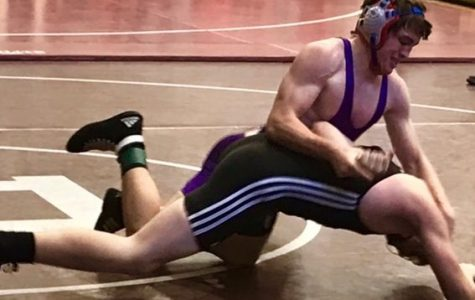 Athlete Spotlight: Hard Work Continues to Pay Off for Senior Wrestler Isaac Coffman